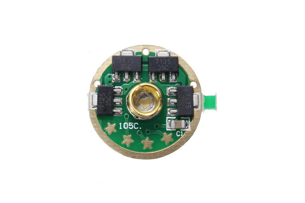 Led  Dimming Circuit Driver 2