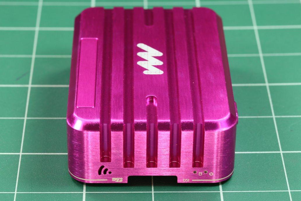 Aluminum Case for Raspberry Pi 3 7