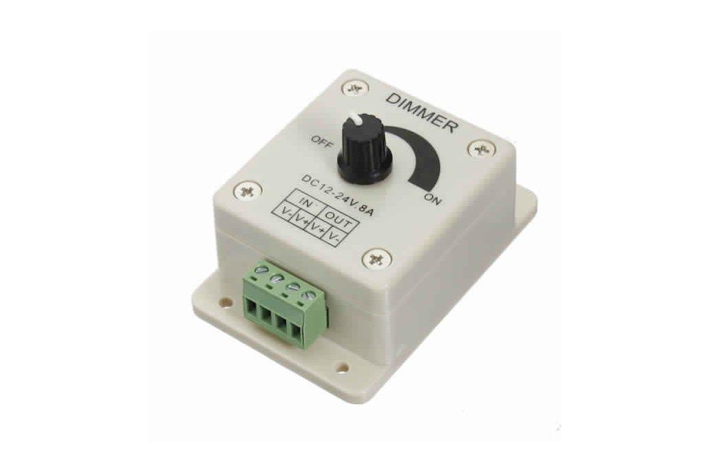 LED Light Dimmer Brightness Adjustable Control 1