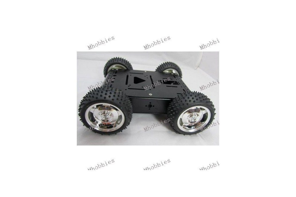 4WD Arduino Robot Cat Chassis kit 1