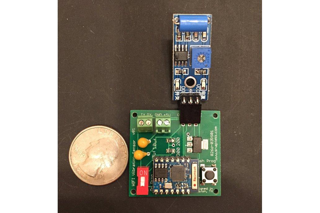 ESP8266 WIFI Vibration Sensor 1