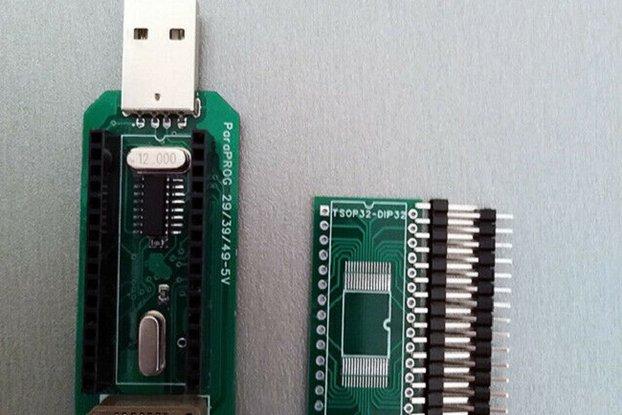 Programmer BIOS PLCC32 (SST39 AT49 PM39 W49 AM29)