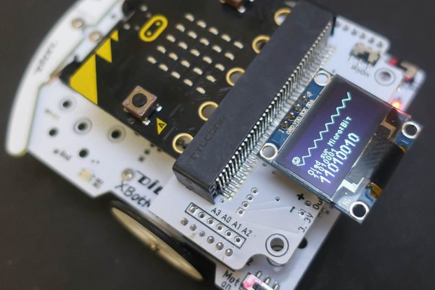 BBC Micro:Bit adapter for the Xbot