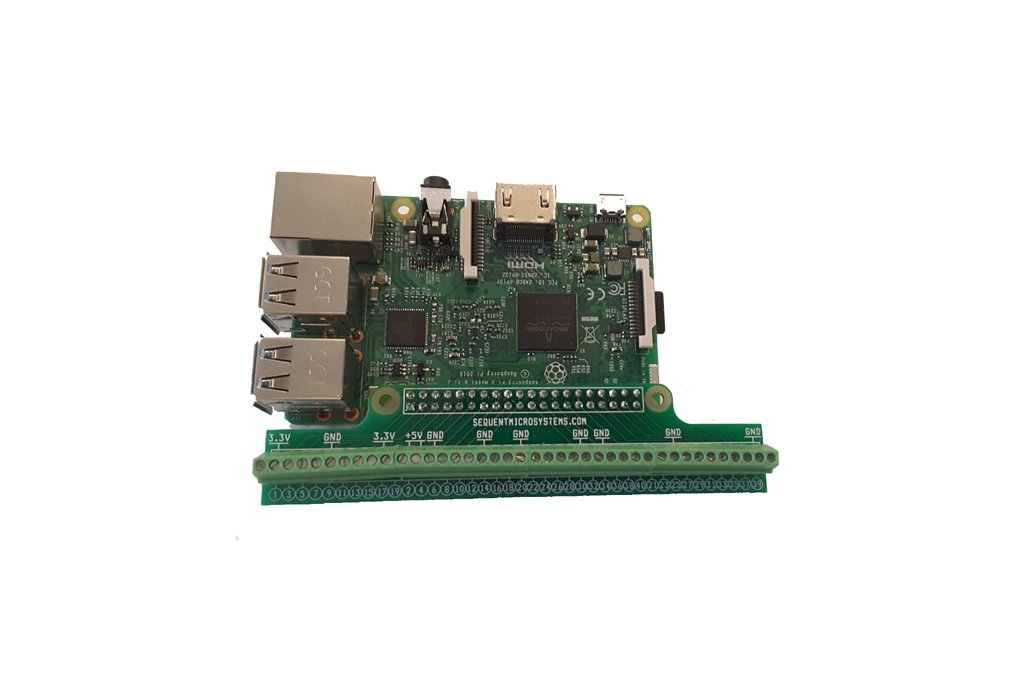 Break-out Card for Raspberry Pi 6