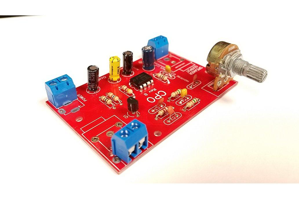 Code Practice Oscillator with Screw Terminal (#3768) 1