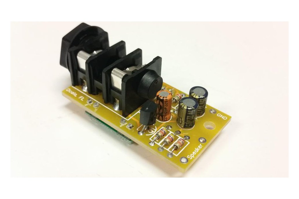3-Watt Micro Guitar Amp Kit