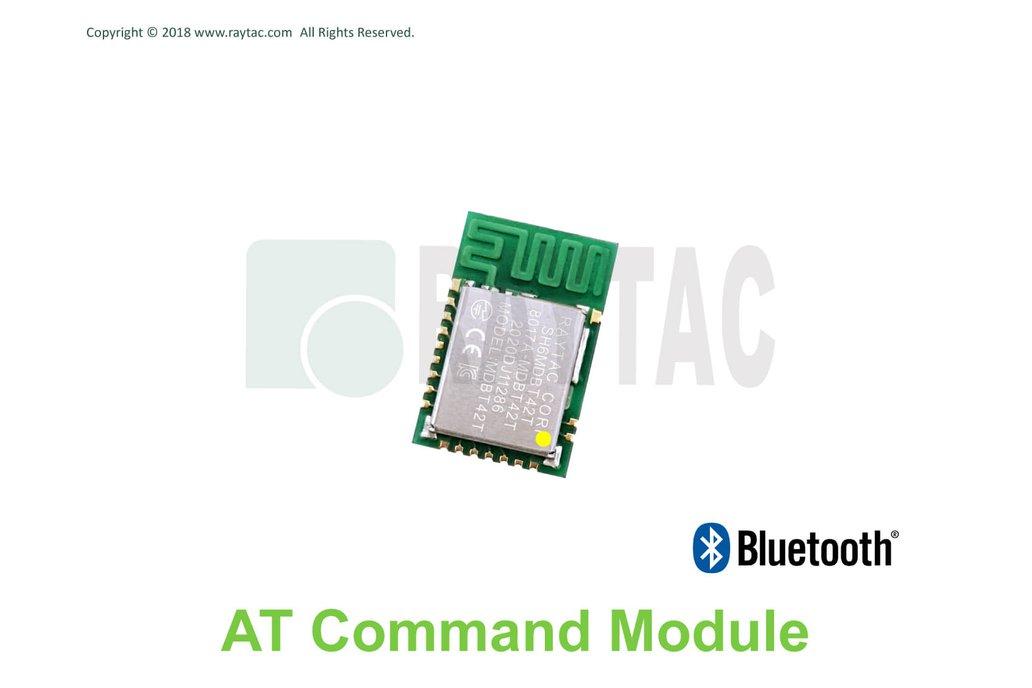 AT Command Slave BT5.2 Small Module MDBT42T-P 1