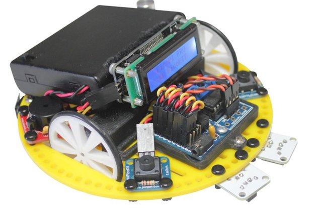 PicoPI  PRO Robot - Educational Kit