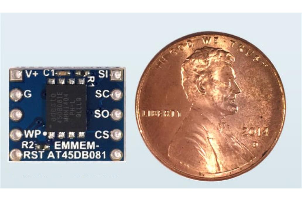 smMEM-AT45DB081 Serial Flash Device 1