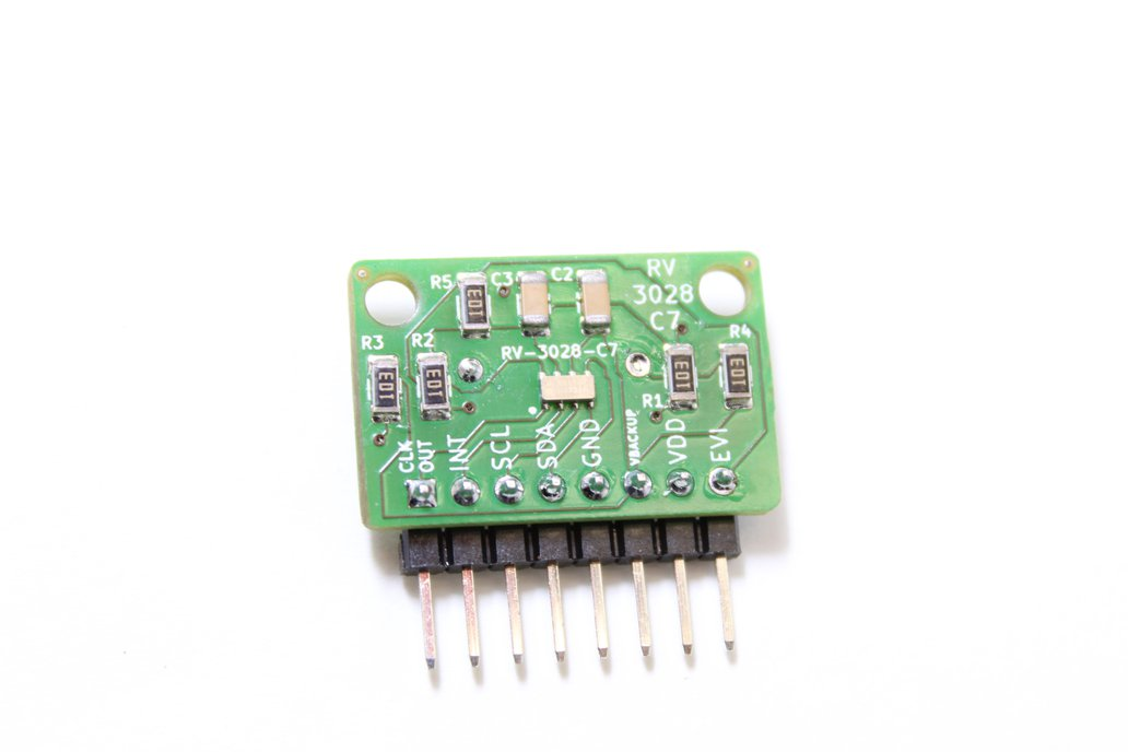 RV-3028-C7 Real Time Clock Breakout Board 1
