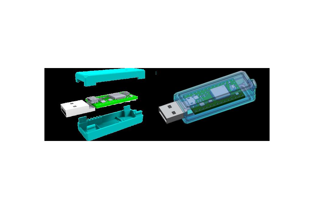 MGTNSY1 - USB to (I2C/SPI/UART/GPIO/PWM/ADC) Cable 2