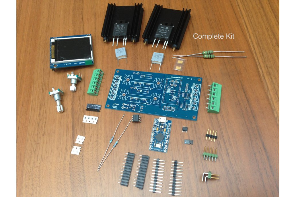 Reflow Oven Controller Motherboard for Arduino Pro Micro 1