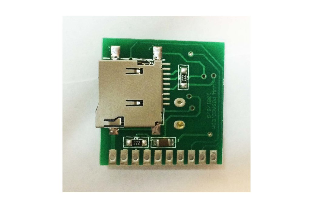 Audio stereo sound player / recorder module 2
