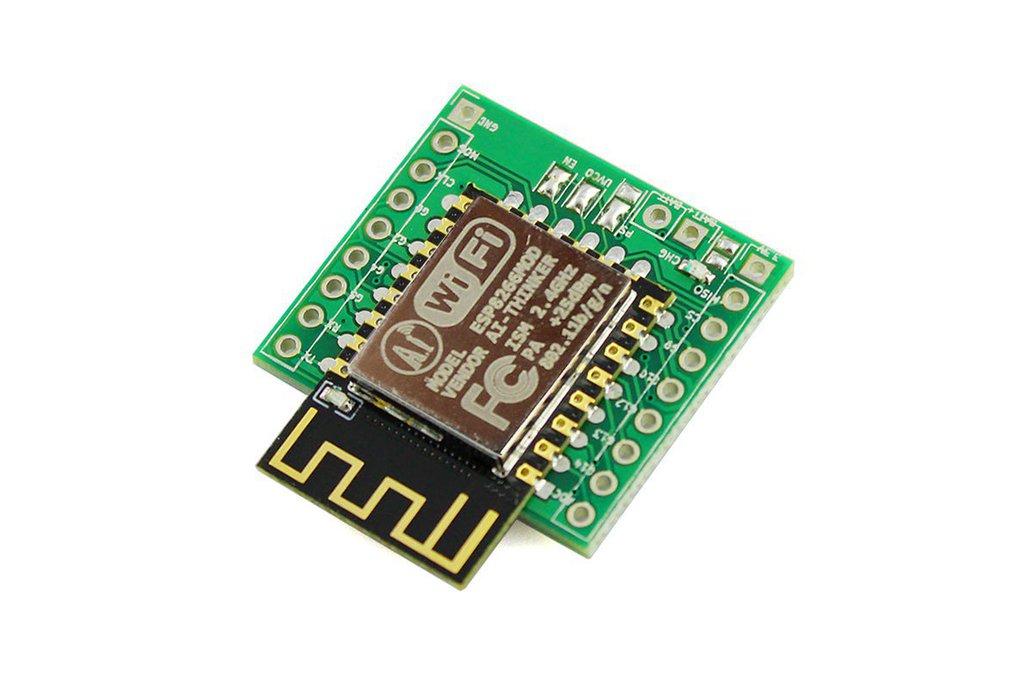 Homefixer ESP8266 devboard 2