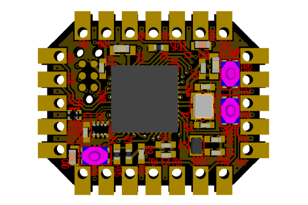STM32 small Flex Module 6