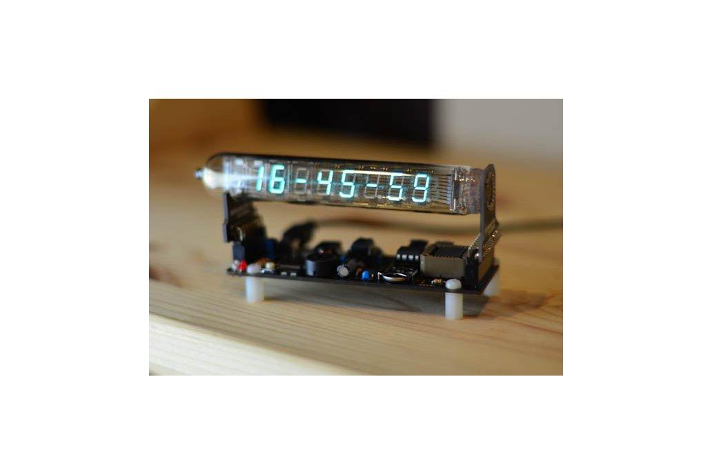 VFD Modular Clock IV-18 2