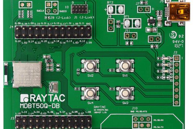 nRF52833 Module (42GPIO) EvKit Board BT5.2 MDBT50Q
