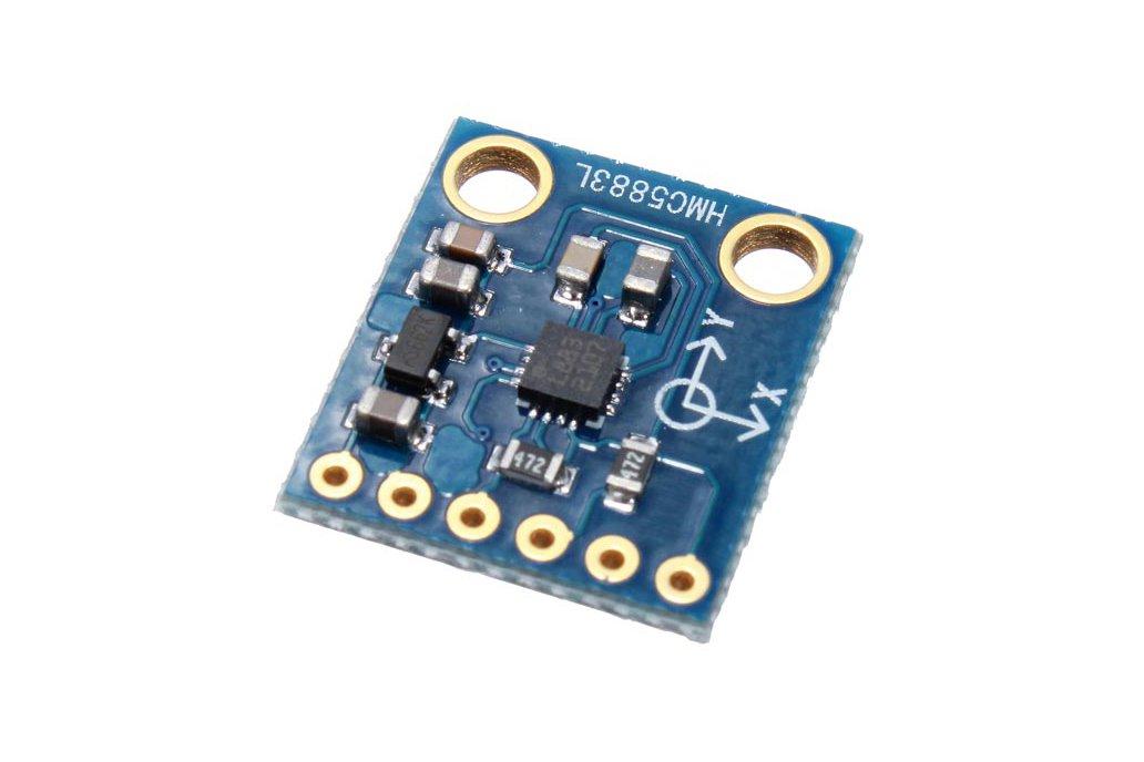 CJMCU-49 HMC5883L Electronic Compass Module Three Axis Magnetoresistive Sensor 5