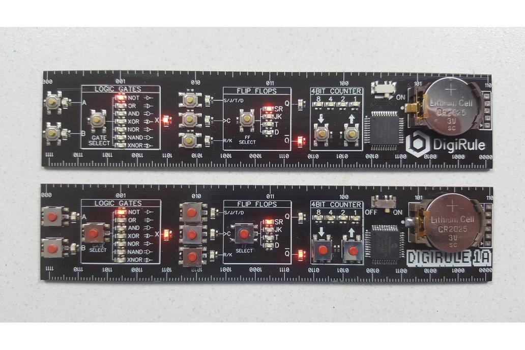 Digirule - The Interactive Binary Ruler! 1