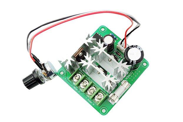 2PCS DC Motor Controller 15A 1000W_GY19510