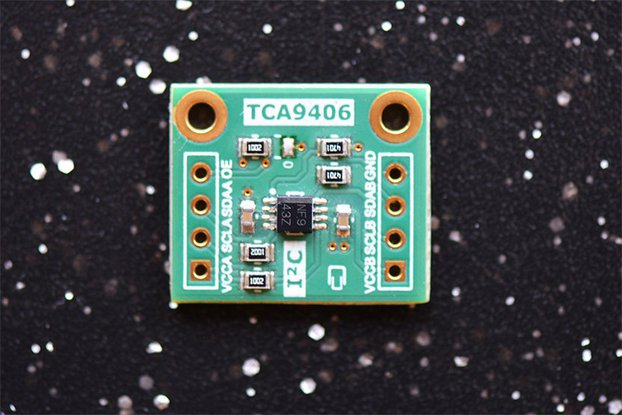 TCA9406  I2C Bidirectional 1-MHz Voltage-Level