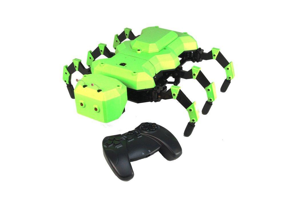 RobotGeek Antsy Hexapod Kit 1