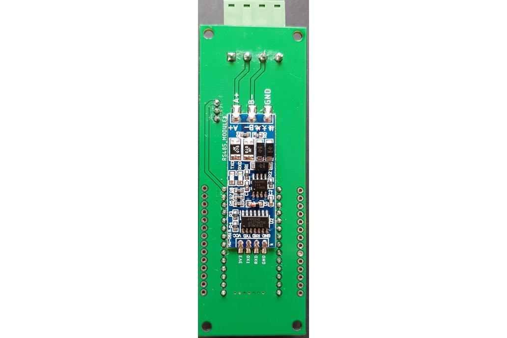 MODBUS RS485 to LoRaWan, NB-IoT, Sigfox or WIFI 1