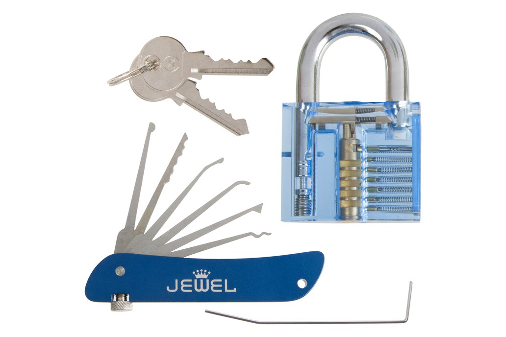 Lock Pick Training Kit 1