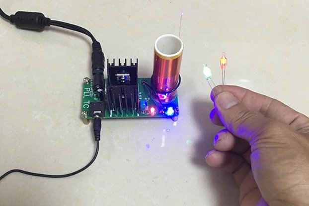 15W Mini Plasma Music Loudspeaker DIY(12005)