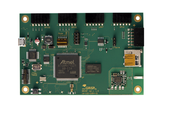 GRiSP-base board with SD Card