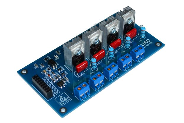 4CH AC LED Light Dimmer V2 Module Controller Board