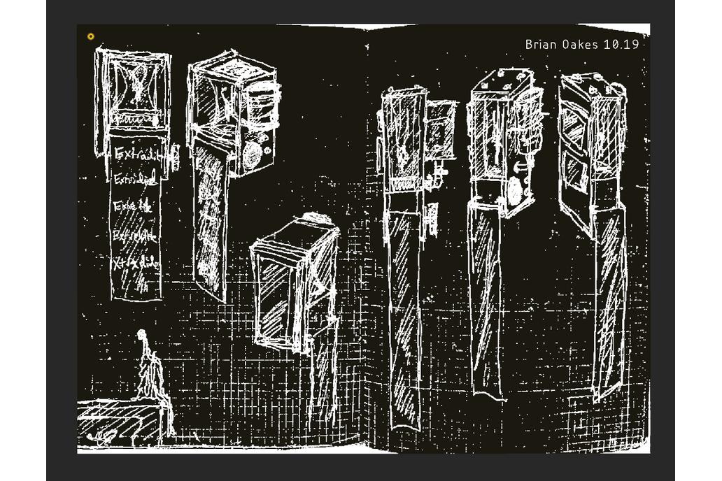 Reactor Sketch Print 2019 1