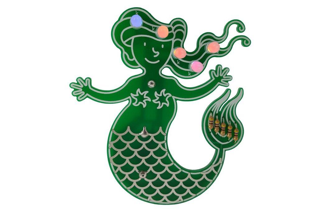 Myrtle the Mermaid 1