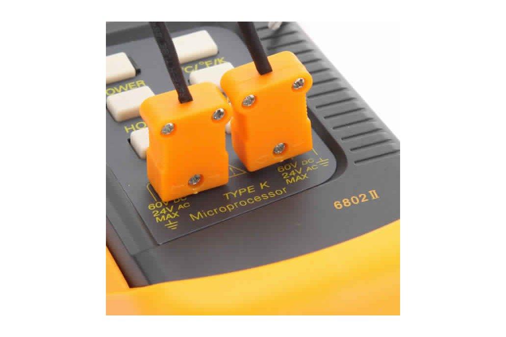 6802II Digital Waterproof Thermometer 5