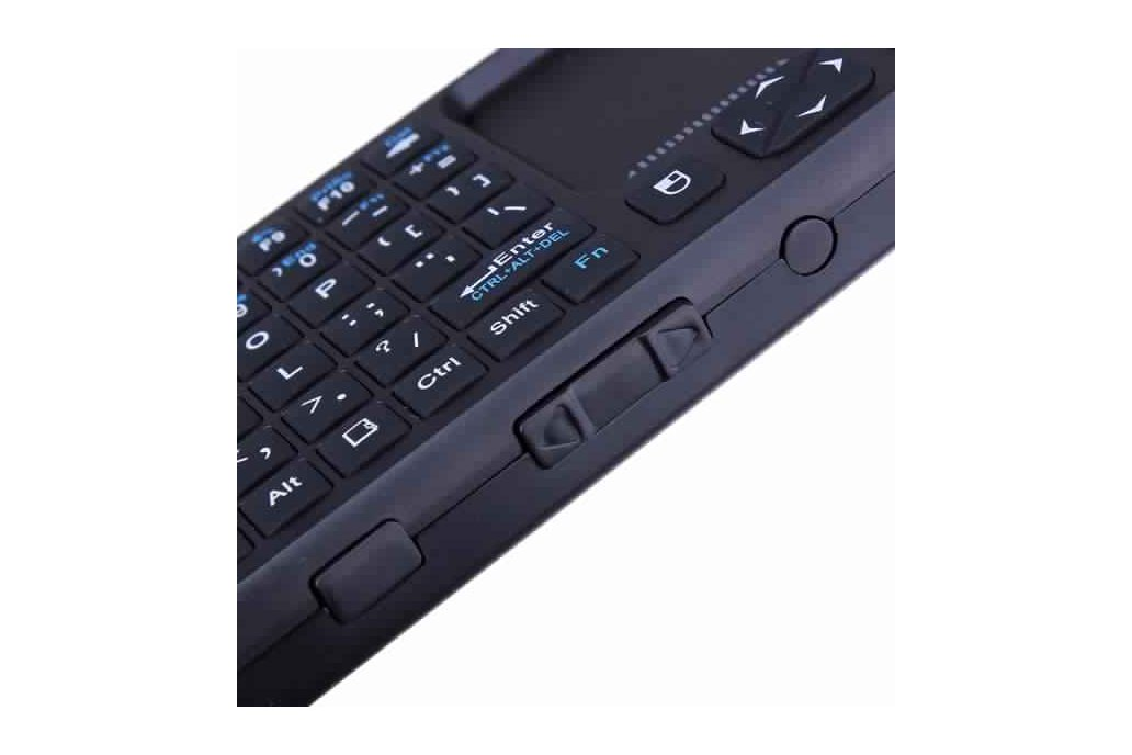 iPazzport 2.4G Mini Wireless 81 Key Keyboard 5
