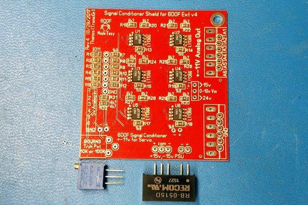 6Ch Servo Signal Conditioner Kit