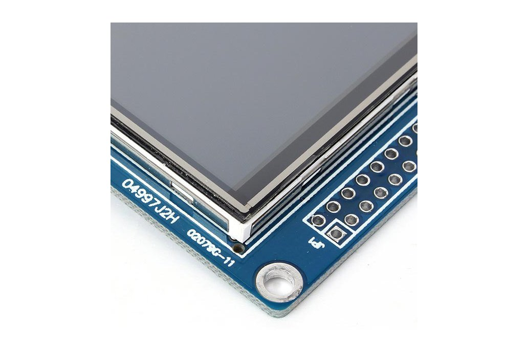 3.2 Inch SSD1289 TFT LCD Display Module Touch Panel For Arduino 4