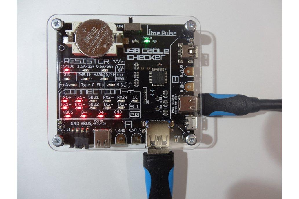 USB Cable Checker 8