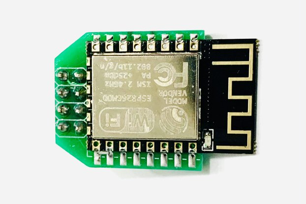 ESP-01X based on ESP-12 module