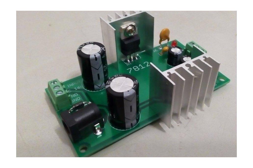 EuroRack Power  + Dual Power Supply + AC adapter 4