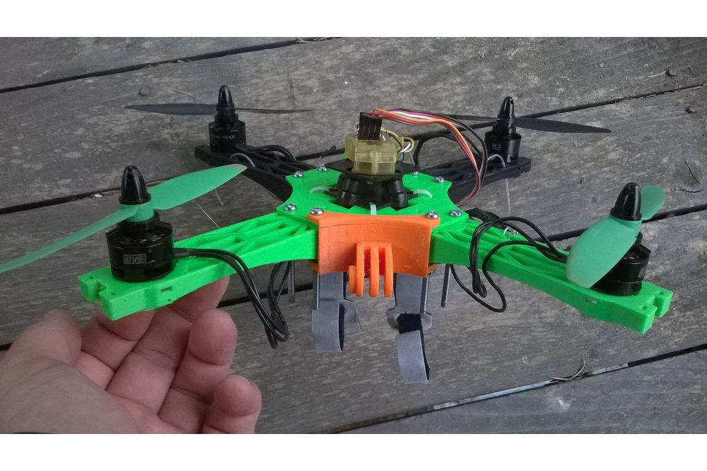 'Minim X'  Aerial Robotics Platform 4