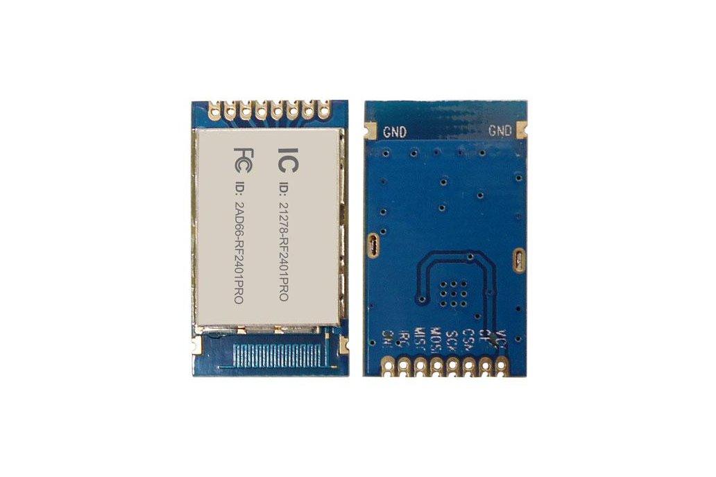 RF2401Pro 2.4G Wireless Module Nordic's nRF24L01+ 3
