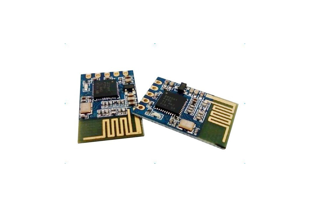 4pcs RF2541 Slave bluetooth 4.0 serial port module 1