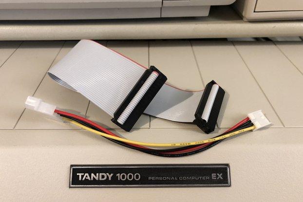 "Tandy 1000 EX Internal 3.5"" Drive conversion Kit"