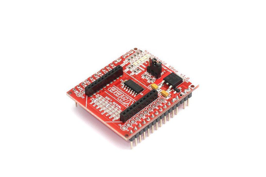XBee Nanoshield - XBee Adapter 1