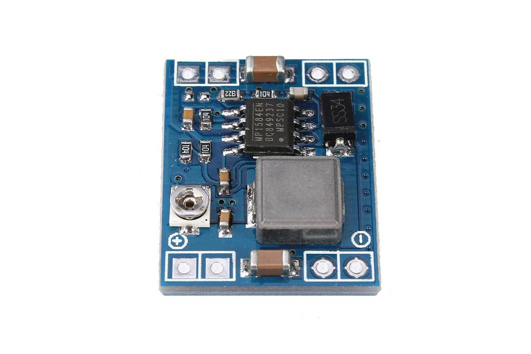 Mini DC-DC Converter Step Down Module Adjustable Power Supply 5