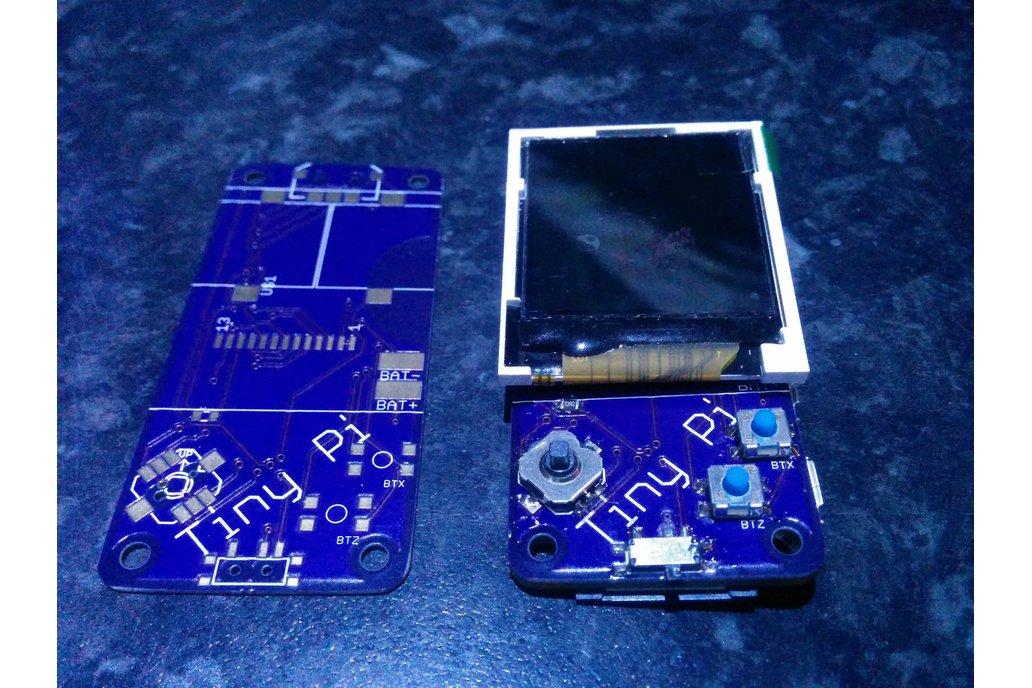 TinyPi - A Tiny Pi Based Gaming Device 2