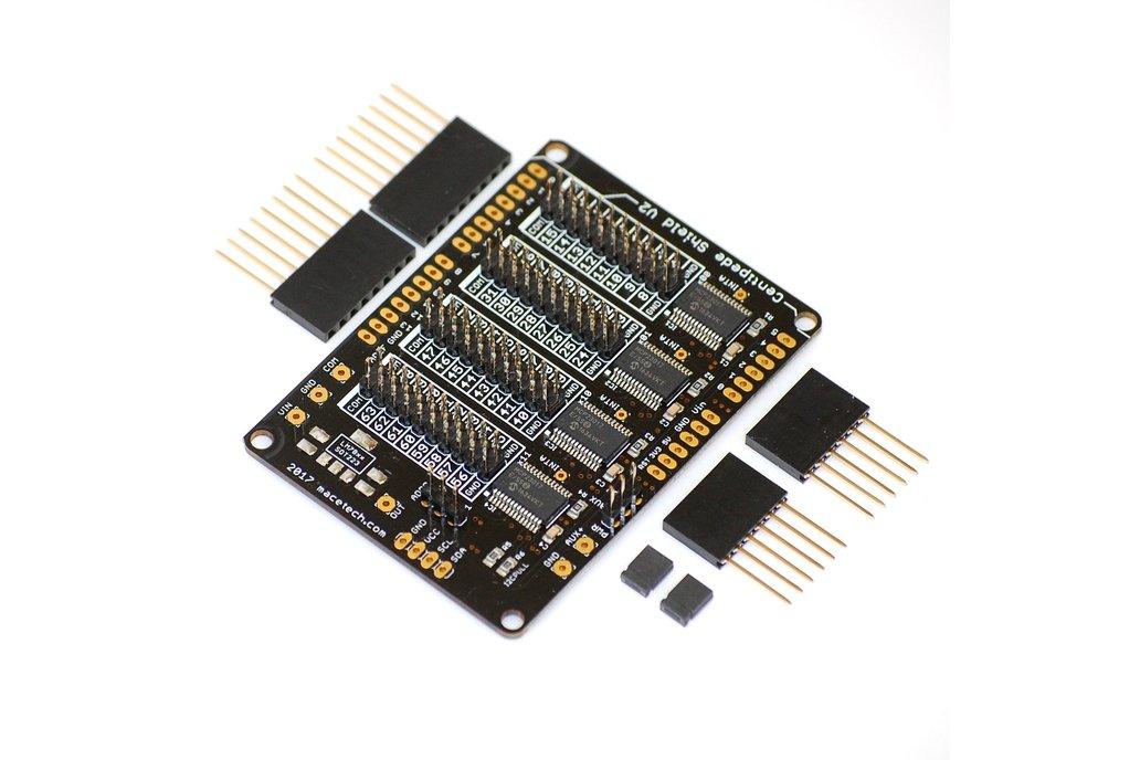 Centipede Shield V2 64-I/O Expander 1