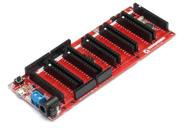 Base Boarduino L - ATmega328P