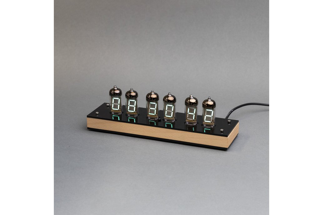 IV11 VFD Tube Clock DIY Soldering KIT or Assembled 1